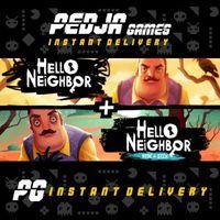 🎮 Hello Neighbor + Hello Neighbor Hide and Seek Collection