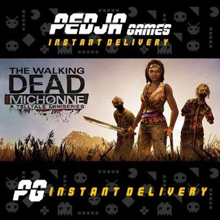 🎮 The Walking Dead: Michonne (Epic Games Store)
