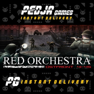 🎮 Red Orchestra: Ostfront 41-45 + 2 Mods