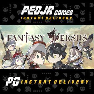 🎮 Fantasy Versus