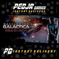 🎮 Battlestar Galactica Deadlock