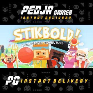 🎮 Stikbold! A Dodgeball Adventure