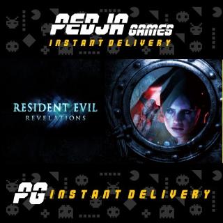 🎮 Resident Evil Revelations / Biohazard Revelations