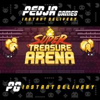 🎮 Super Treasure Arena