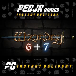 🎮 Wizardry 6 & 7