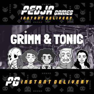 🎮 Grimm & Tonic