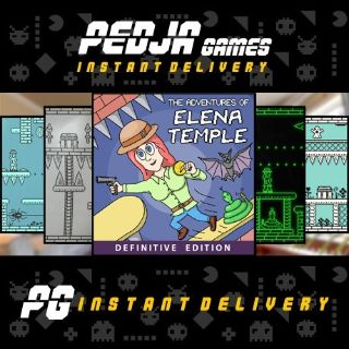 🎮 The Adventures of Elena Temple: Definitive Edition