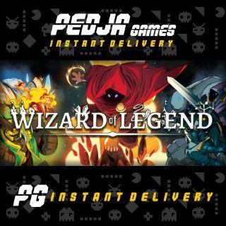 🎮 Wizard of Legend