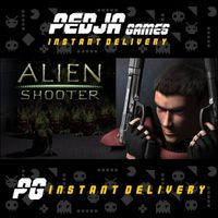 🎮 Alien Shooter