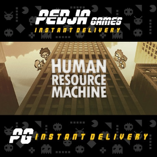 🎮 Human Resource Machine
