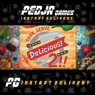 🎮 Cook, Serve, Delicious! 2!!