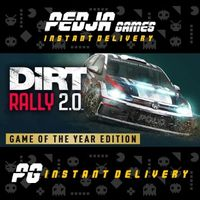 🎮 DiRT Rally 2.0 Game of the Year Edition