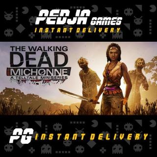🎮 The Walking Dead: Michonne - A Telltale Miniseries