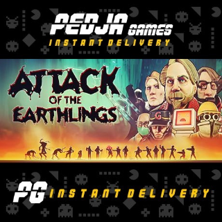 🎮 Attack of the Earthlings