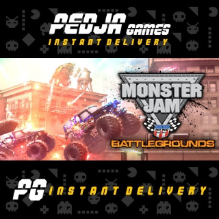 🎮 Monster Jam Battlegrounds