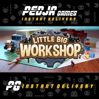 🎮 Little Big Workshop