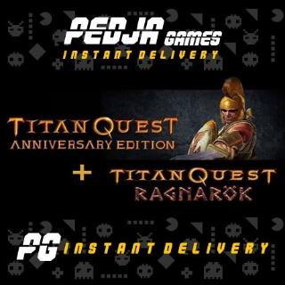 🎮 Titan Quest Bundle
