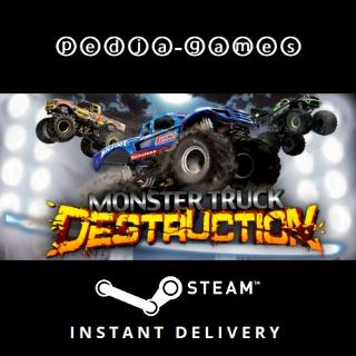 🎮 Monster Truck Destruction ⓟ-ⓖ