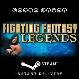 🎮 Fighting Fantasy Legends ⓟ-ⓖ