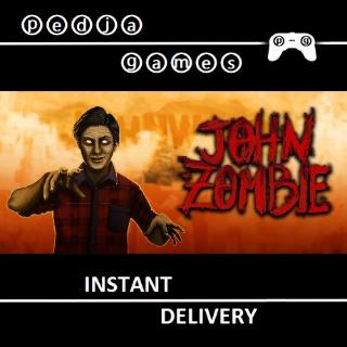 🎮 John, The Zombie ⓟ-ⓖ