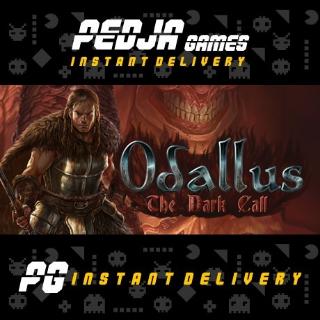 🎮 Odallus: The Dark Call
