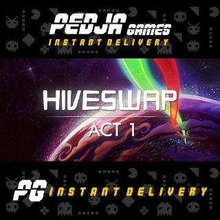 🎮 HIVESWAP: Act 1 ⓟ-ⓖ