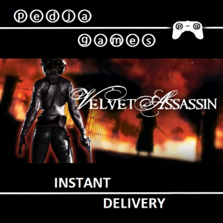 🎮 Velvet Assassin ⓟ-ⓖ