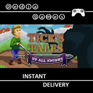 🎮 Tick's Tales ⓟ-ⓖ