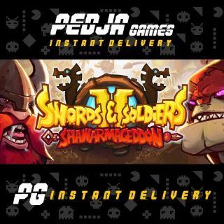🎮 Swords and Soldiers 2 Shawarmageddon