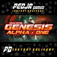 🎮 Genesis Alpha One Deluxe Edition