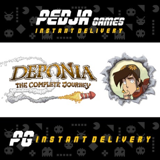 🎮 Deponia: The Complete Journey