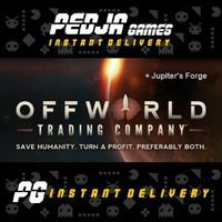 🎮 Offworld Trading Company + Jupiter's Forge Expansion Pack