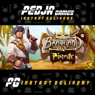 🎮 Braveland Pirate