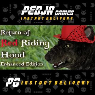 🎮 Return of Red Riding Hood Enhanced Edition
