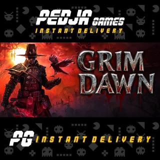 🎮 Grim Dawn