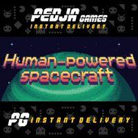 🎮 Human-powered spacecraft