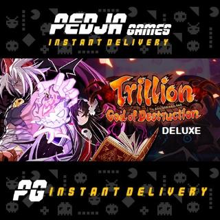 🎮 Trillion: God of Destruction - Deluxe Bundle