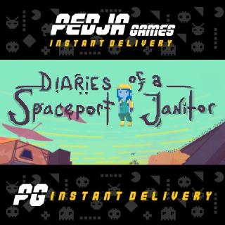 🎮 Diaries of a Spaceport Janitor
