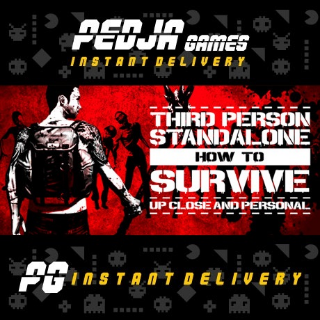 🎮 How To Survive: Third Person Standalone