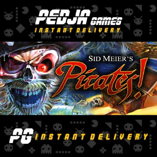 🎮 Sid Meier's Pirates!