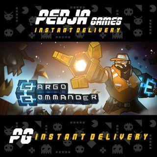🎮 Cargo Commander