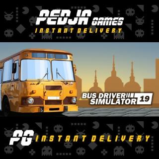 🎮 Bus Driver Simulator 2019