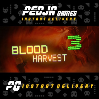 🎮 Blood Harvest 3