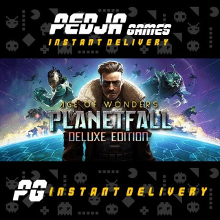 🎮 Age of Wonders: Planetfall Deluxe Edition