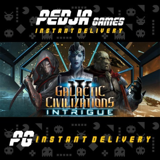 🎮 Galactic Civilizations III + Intrigue Expansion