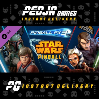 🎮 Pinball FX3 - Star Wars™ Pinball DLC