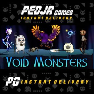 🎮 Void Monsters: Spring City Tales