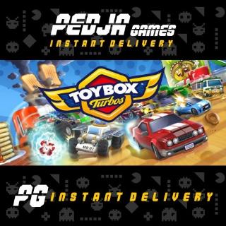 🎮 Toybox Turbos