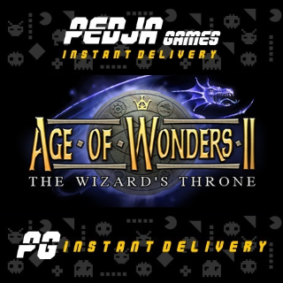 🎮 Age of Wonders II: The Wizard's Throne