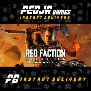 🎮 Red Faction Guerrilla Re-Mars-tered